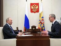 Глава государства назначил временно исполняющим обязанности губернатора региона Владислава Шапшу