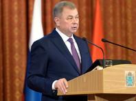 Президент России Владимир Путин уволил с занимаемой должности губернатора Калужской области Анатолия Артамонова