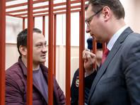 Игорь Ляховец и Алексей Коврижкин в Басманном районном суде, 30 января 2020 года