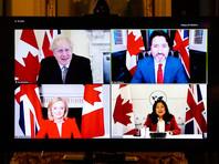 Великобритания и Канада заключили временное торговое соглашение, которое гарантирует плавный переход от торговли до Brexit к двусторонним торговым отношениям после него