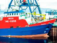 Рыболовецкий траулер Polaris (промысловое судно МК-0355) потерял ход в Баренцевом море минувшей ночью