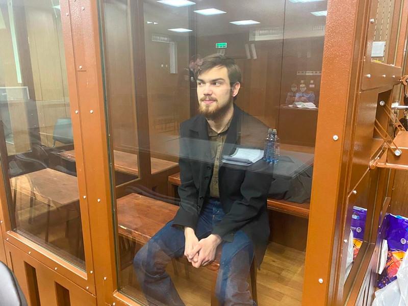 Глеб Марьясов в Тверском районном суде